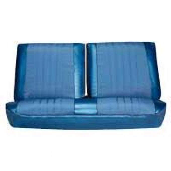 PUI Front Seat Covers 68ASB