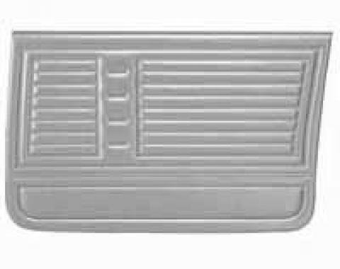 PUI 1967 Chevrolet Chevelle Front Door Panels, 4 Door Sedan/Wagon 67AD4D