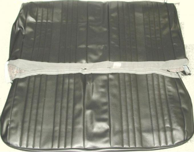 PUI 1969 Chevrolet Chevelle Rear Seat Covers, 4 Door Wagon 69AS4DW