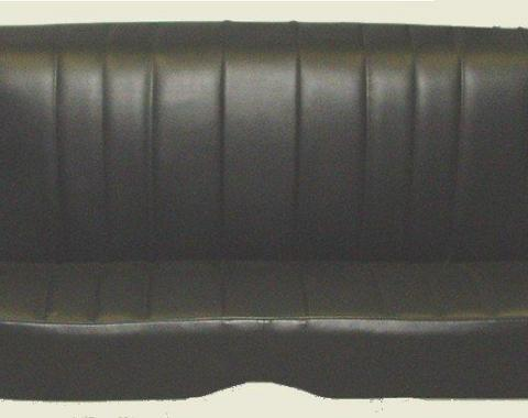 PUI Rear Seat Covers, Coupe 66ASC