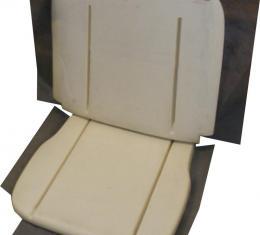 PUI Bucket Seat Foam BUN65BU   1962-1965 Chevrolet Chevy Ii / Nova