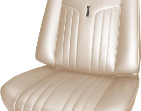 PUI Bucket Front Seat Covers 69GSU