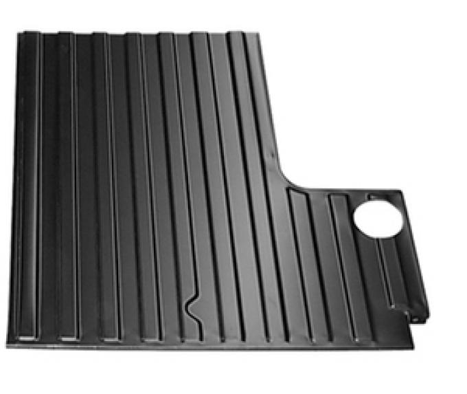 Key Parts '73-'91 Cargo Floor Rear Section, Passenger's Side 0853-098 R