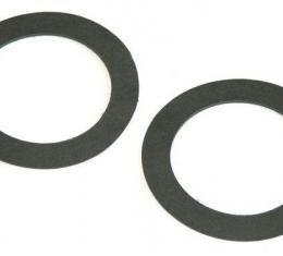 Disc Brake Spindle Backing Plate Gasket / Washer, Pair