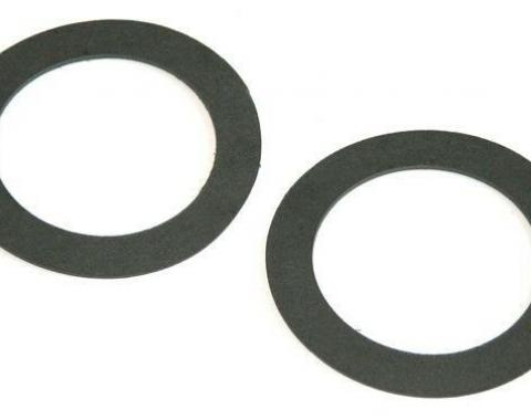 Disc Brake Spindle Backing Plate Gasket / Washer, Pair