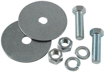 SeatBelt Solutions Non Retractable Lap Belt Hardware Kit