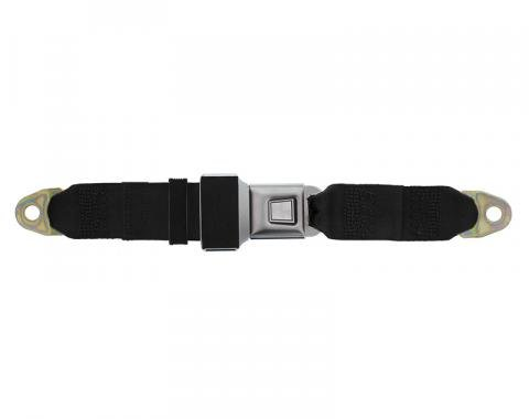 "Universal Lap Belt, 74"" with Starburst Buckle"
