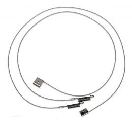 Kee Auto Top TDC1020 64-65 Convertible Top Cable - Direct Fit