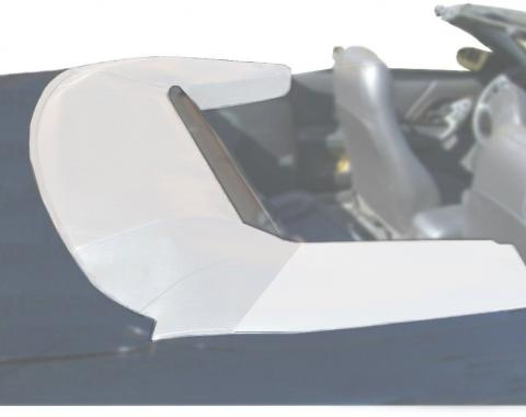 Kee Auto Top TB1016 69-70VWHT Convertible Top Boot - White, Vinyl, Direct Fit