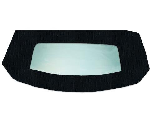 Kee Auto Top HG0122ZTN14SF Convertible Rear Window - Cloth, Direct Fit