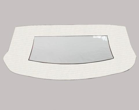 Kee Auto Top CD1022CO21SP Convertible Rear Window - Vinyl, Direct Fit