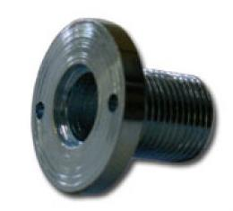 Chevelle Headlight Switch Retainer Nut, 1964-1967