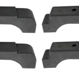 Chevelle Radiator Core Support Cushion Set, 1968-1972