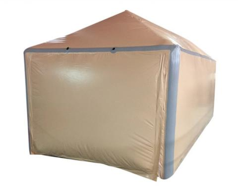 CarCapsule™ Pitched Roof Outdoor Showcase
