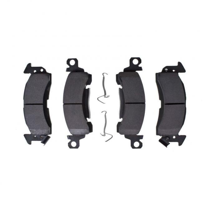 Right Stuff 70 - 81; Single Piston Caliper Pads (2 Pr) - Brake Pads DP03