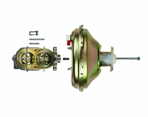 Right Stuff Upper Assembly with Gold Booster, Bore, Valve, Lines and Brackets G100305