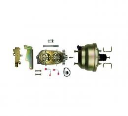 "Right Stuff Upper Assembly with Gold Booster, 1"" Bore, Valve, Lines and Brackets G81310572"