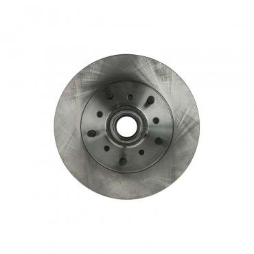 Right Stuff 2 Pc. Brake Rotor for 4 piston caliper. Early Years. (67-69); pc. BR69C