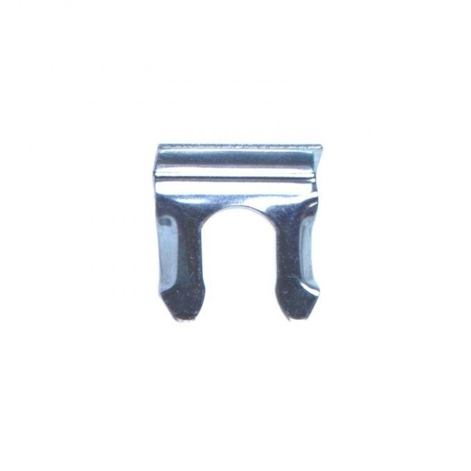 Right Stuff Flex Hose C Clip; Stainless FHC01S