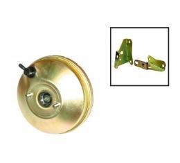 Right Stuff 9 Booster w/ Rod & Bracket RPB9102