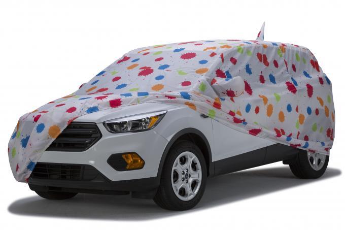 Covercraft Custom Fit Car Covers, Grafix Series Paint Splatter C80KS