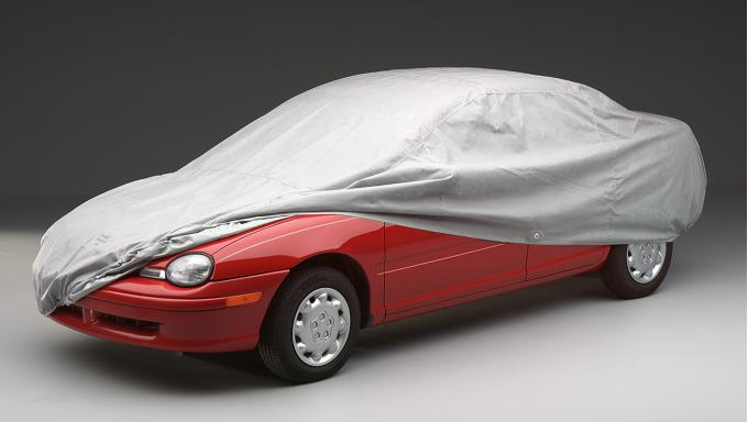 Covercraft Wolf Ready-Fit Car Cover, Multibond Gray C40005RB