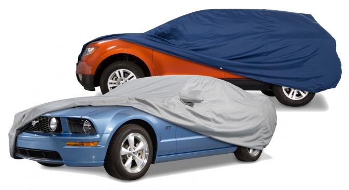 Covercraft Custom Fit Car Covers, Ultratect Blue C79UL