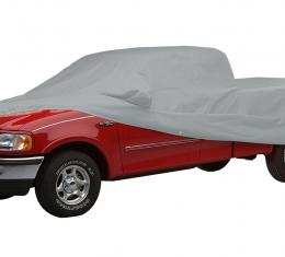 Covercraft Custom Fit Car Covers, Polycotton Gray C79PD