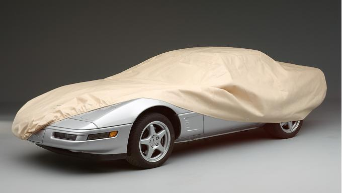 Covercraft Wolf Ready-Fit Car Cover, Evolution Tan C80006WC