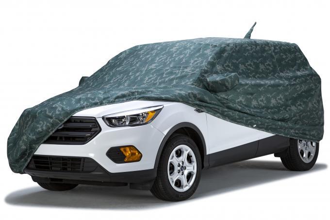 Covercraft Custom Fit Car Covers, Grafix Series Dot Digital Camo C16032KC