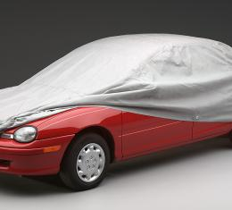 Covercraft Wolf Ready-Fit Car Cover, Multibond Gray C40063WC
