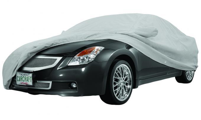 Covercraft Custom Fit Car Covers, Block-It 200 Gray C112SG