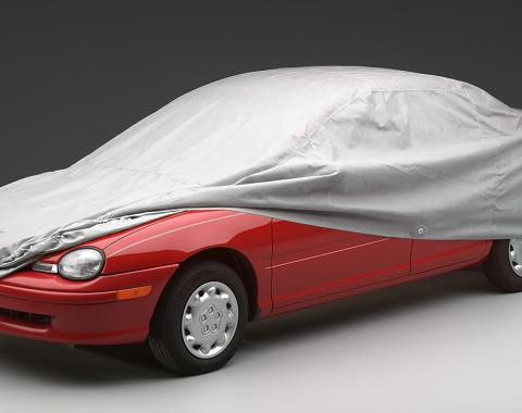 Covercraft Wolf Ready-Fit Car Cover, Multibond Gray C40005WC