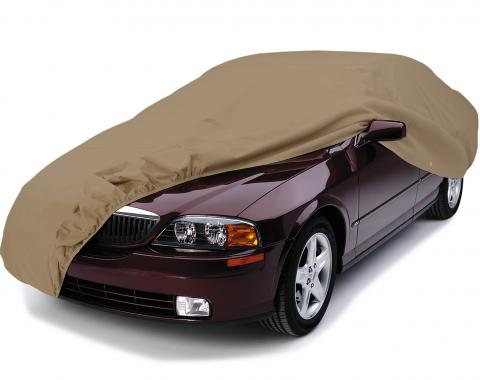 Covercraft Wolf Ready-Fit Car Cover, 380 Deluxe Taupe C78005WC