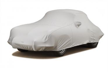 Covercraft Custom Fit Car Covers, Fleeced Satin Gray FS112F4