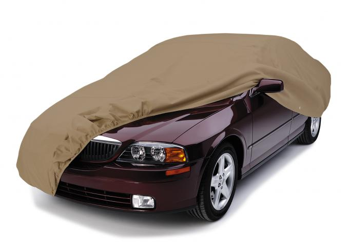 Covercraft Wolf Ready-Fit Car Cover, 380 Deluxe Taupe C78005RB
