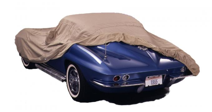 Covercraft Custom Fit Car Covers, Tan Flannel Tan C68TF