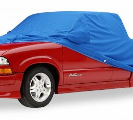 Covercraft Custom Fit Car Covers, Sunbrella Pacific Blue C80D1