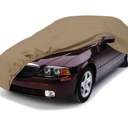 Covercraft Wolf Ready-Fit Car Cover, 380 Deluxe Taupe C78006WC