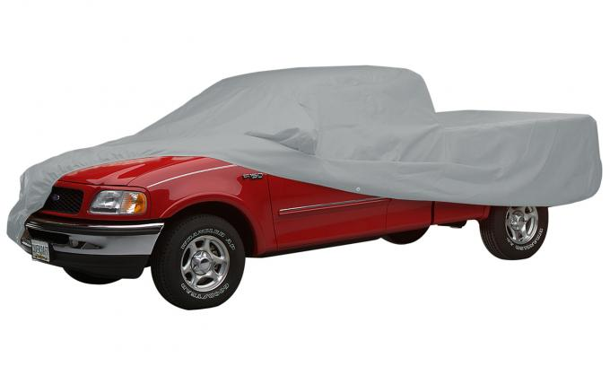 Covercraft Custom Fit Car Covers, Polycotton Gray C68PD