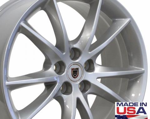 "20"" Fits Cadillac - XTS Wheel - Silver 20x8.5"