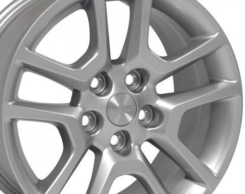 "17"" Chevrolet Malibu Factory Original Wheel - Silver 17x8"