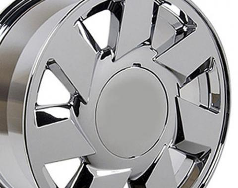 "17"" Fits Cadillac - DTS Wheel - Chrome 17x7.5"