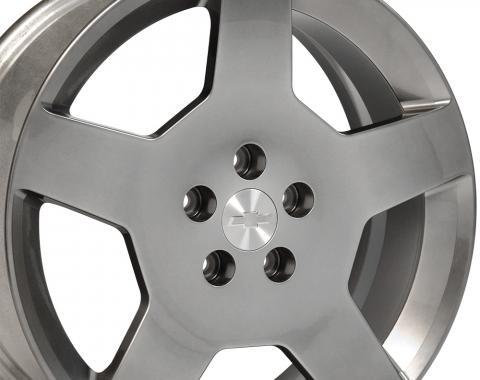 Factory Original Silver Wheel fits Chevrolet Cobalt 18x7