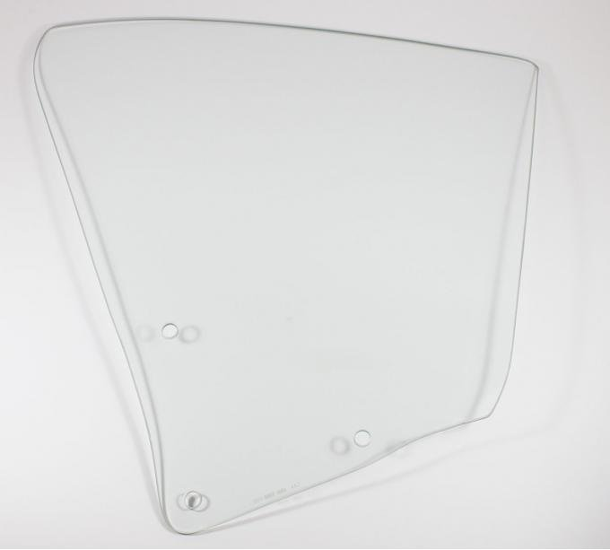 AMD Quarter Glass, Clear, RH, 68-69 Chevelle Coupe 795-3468-CR