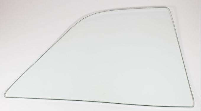 AMD Quarter Glass, Clear, RH, 66-67 Chevelle 2DR Sedan (Post) 795-3466-CSR