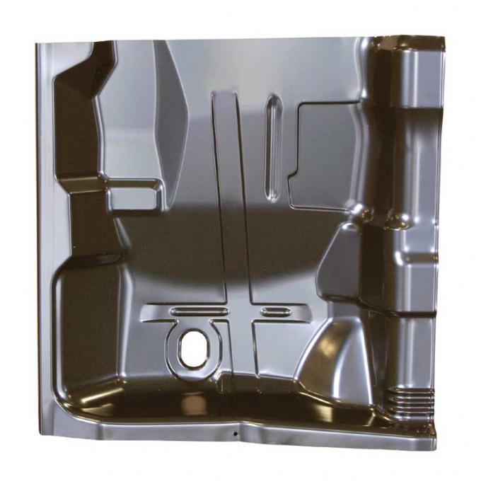 AMD Rear Floor Pan Patch, LH 410-3468-L