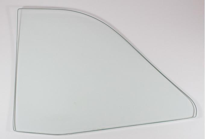 AMD Quarter Glass, Clear, RH, 64-65 GM A-Body Convertible 795-3464-CVR