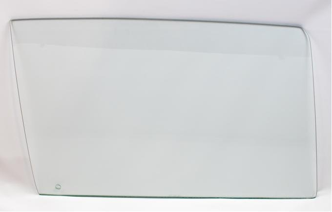AMD Door Glass, Clear, RH, 68 GM A-Body Coupe & Convertible 550-3468-CR