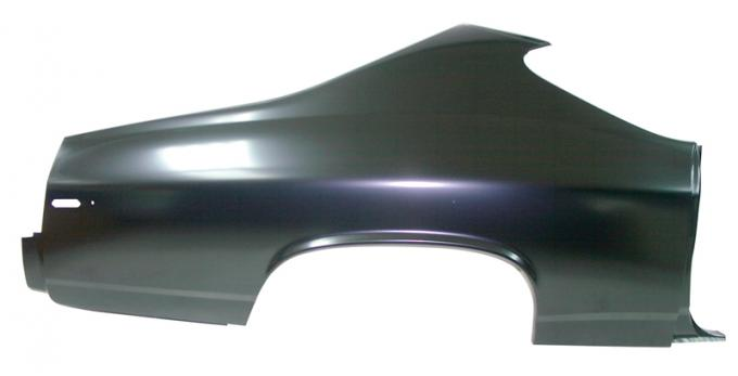 AMD Quarter Panel, OE Style, RH, 69 Chevelle Coupe 700-3469-R